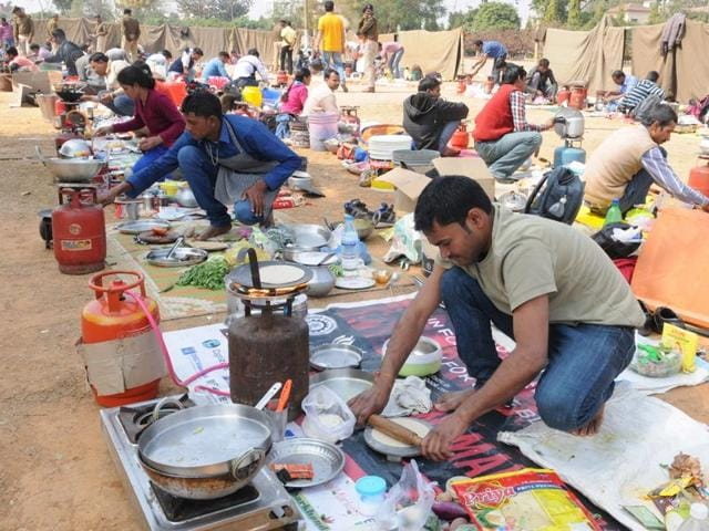 Hot job when ranchi police grilled 4 000 chefs ranchi - Chef gourmet 4000 ...