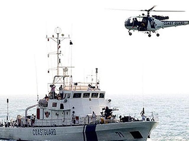 Indian Coast Guard,Pakistani fishermen,Kutch