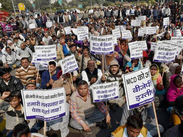 Civic strike