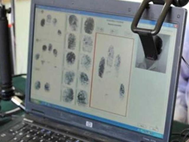 Coming soon, online database on fingerprints of criminals