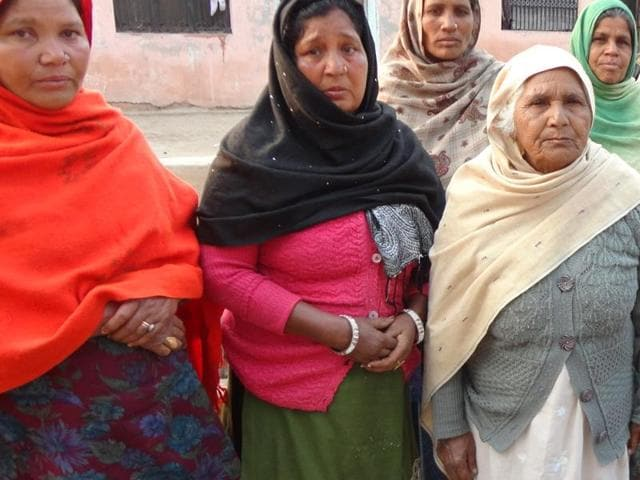 The complainant, Mohindar Kaur (70), said that the accused led by Samund Singh, who claims to be close to Shahkot MLA Ajit Singh Kohar and a resident of Kaimwala village, first attacked her daughter-in-law Surindar Kaur with iron roads, leaving her seriously injured.