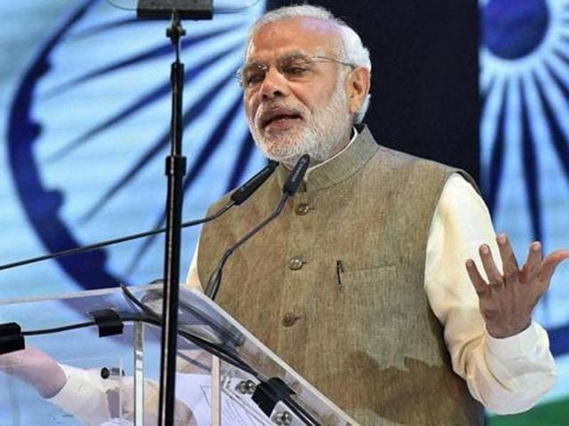 Prime Minister Narendra Modi on Sunday dedicated the Paradip oil refinery to the nation.