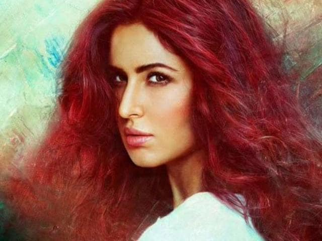 Katrina Kaif roped in a London-based hairstylist to colour her hair red and spent Rs 55 lakh on it.