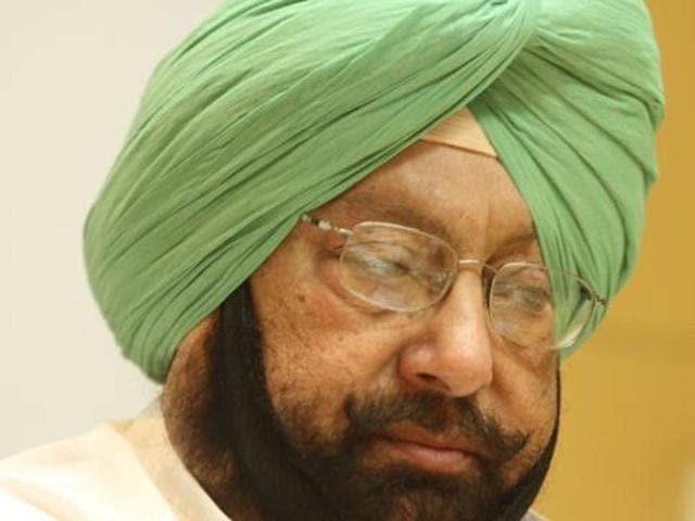 Captain Amarinder Singh,Punjab,SAD-BJP