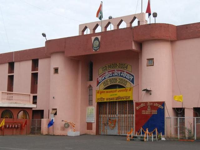 GPS tracking system for prisoners,prisoners escape from the Bhopal central jail,MP jail department