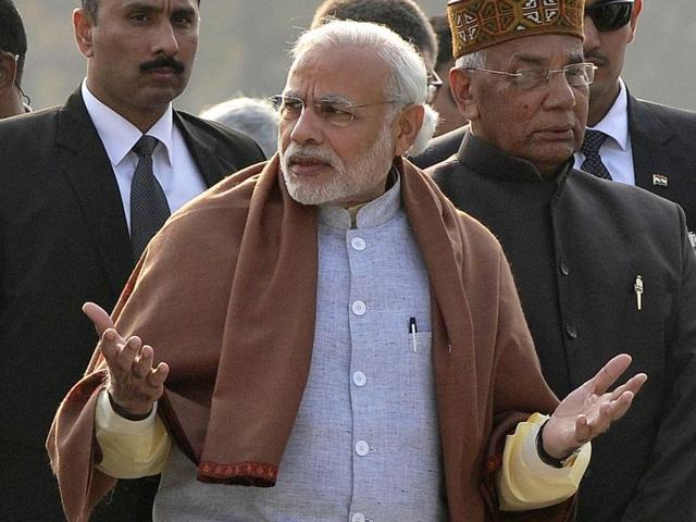 """Prime Minister's office has even received an RTI query seeking documents to prove Narendra Modi was the """"Prime Servant of India and not the Prime Minister"""", referring to a descriptor he often uses in political rallies."""
