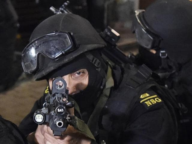 NSG,National Security Guards,Marol