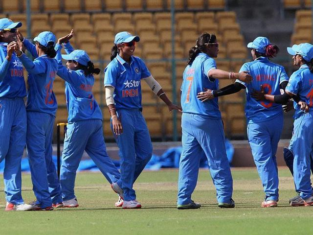 Mithali Raj's 89-run knock led India to a consolation win  in the third ODIagainst Australia in Hobart.