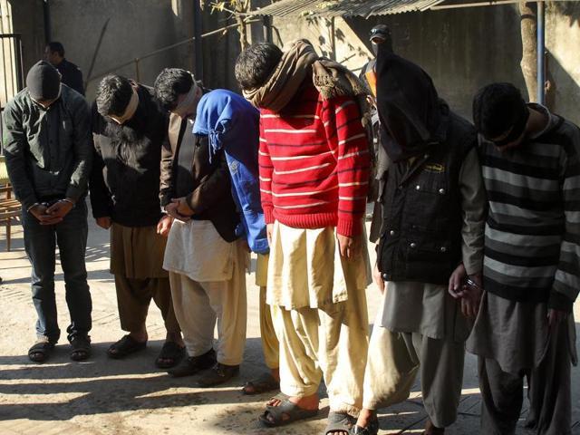 Pakistan,ISI,Terrorism