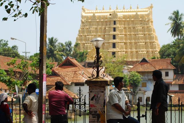Image result for kerala flood antha padamaswami temple