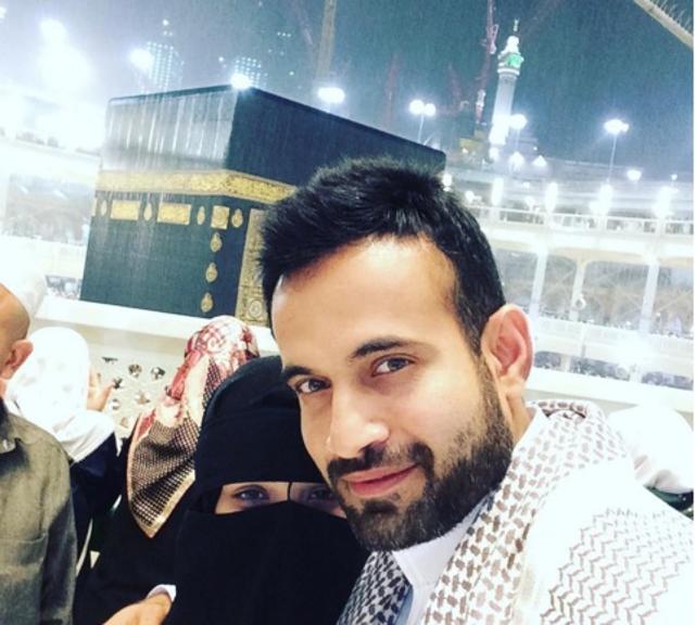 Irfan Pathan gets married to Jeddah-based model Safa Baig