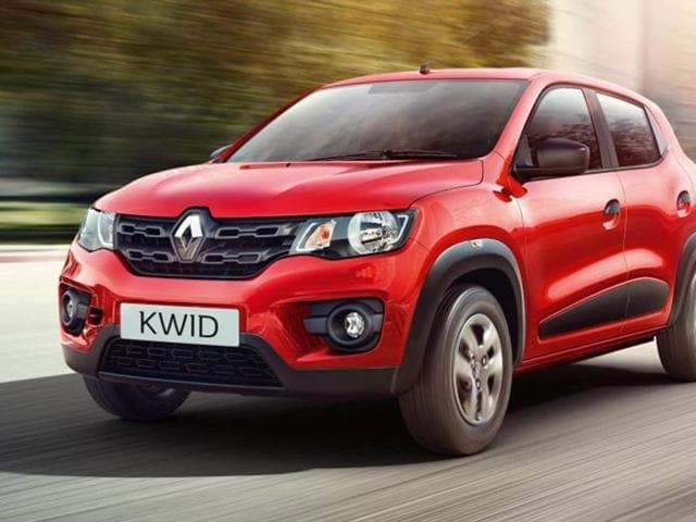 Every bit is Indian, say the makers of Renault Kwid.