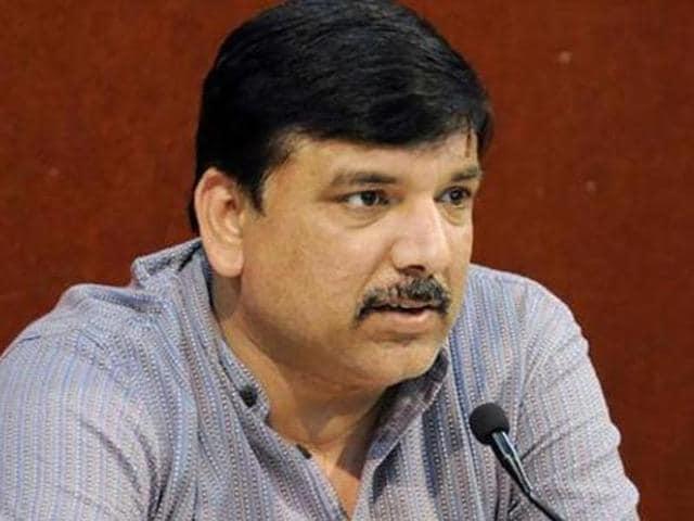 AAP spokesperson SAnjay SIngh,Defamation case,Bikram Majithia