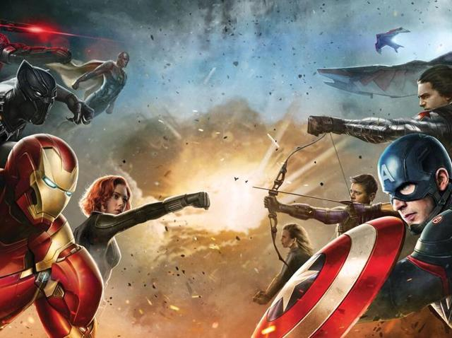 iron man gets a bullet in the face in captain america civil war