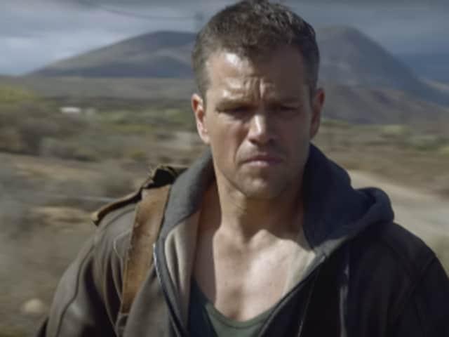 Matt Damon is back as Jason Bourne.