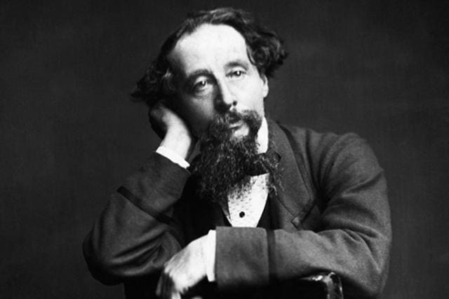 Charles Dickens,Facebook,Alfred Lord Tennyson