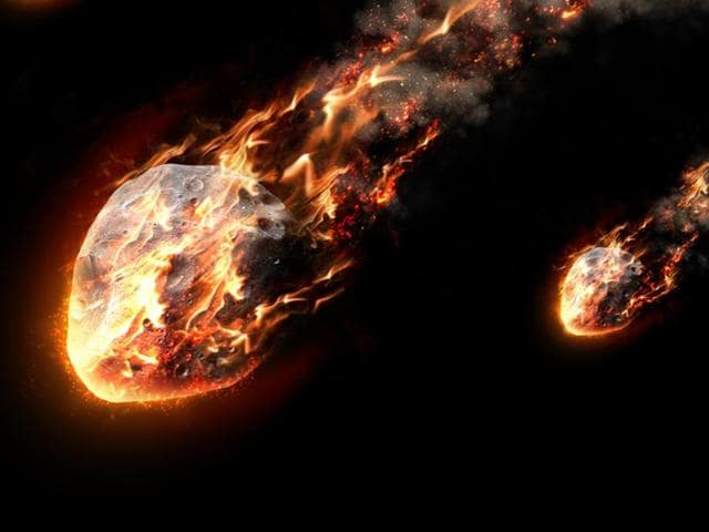 Tamil Nadu chief minister J Jayalalithaa announced on Sunday that a bus driver had been killed by a meteorite in Vellore a day before(Representative Image/Shutterstock)