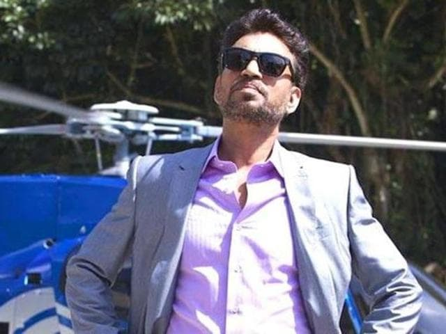 """""""Saying that I said a 'no' to a certain filmmaker is very crude and a very uncouth way of understanding or portraying things,"""" said Irrfan."""