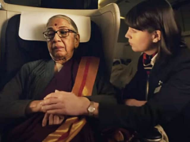 British Airways' ad Fuelled by Love has gone viral and received more than 11 lakh hits on YouTube.