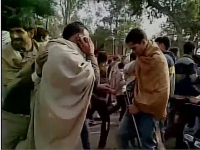 SP workers' celebratory firing kills 11-yr-old in UP