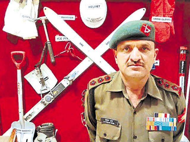 Lachhman Dass, last-serving hero of key Siachen victory to hang boots