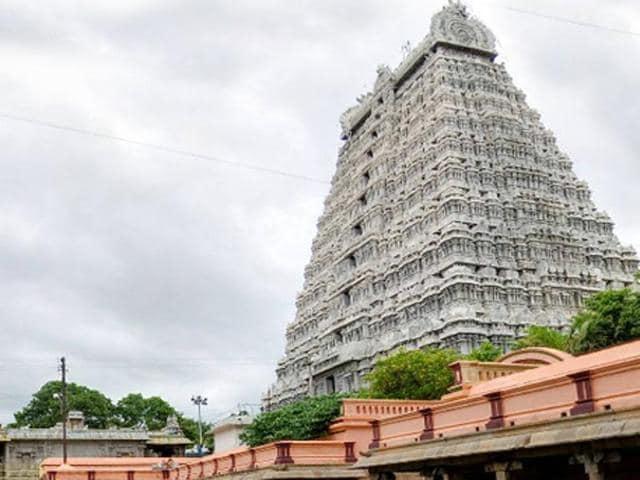 Arunachaleswarar Temple,Tamil Nadu,Mahodaya Amavasya