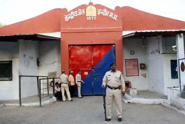 Indore central jail