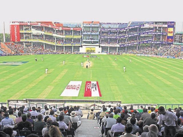 DDCA,India vs Sri Lanka,Feroz Shah Kotla Stadium