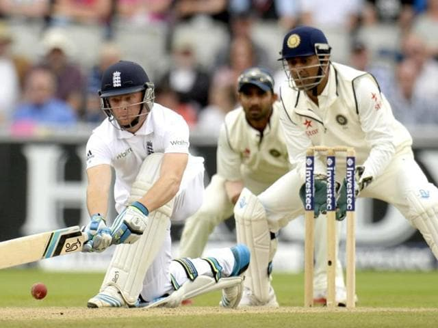 Alastair Cook and his men won the 2014 Manchester Test within three days, beating MS Dhoni and his men by an innings and 54 runs.