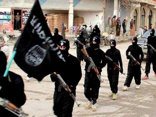 Islamic State,IS recruits,IS fighters