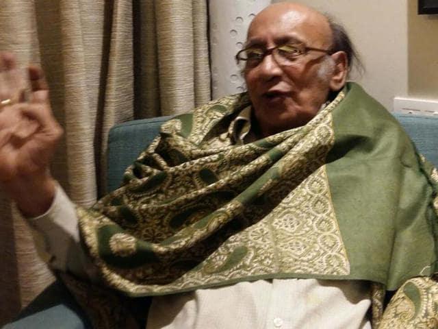 Renowned poet Nida Fazli died in Mumbai on Monday, aged 78.