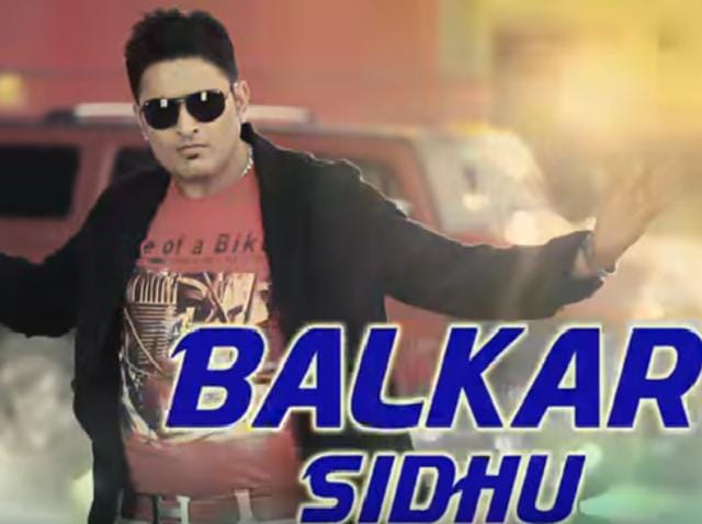 "With Punjabi singer-actor Balkar Sidhu now a bona fide Congress member and a ""serious politician"" in Punjab, we took a little stroll down memory lane into his not-so-glorious past."