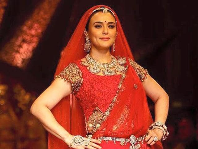 Preity Zinta has been dating US citizen Gene Goodenough for a while now.