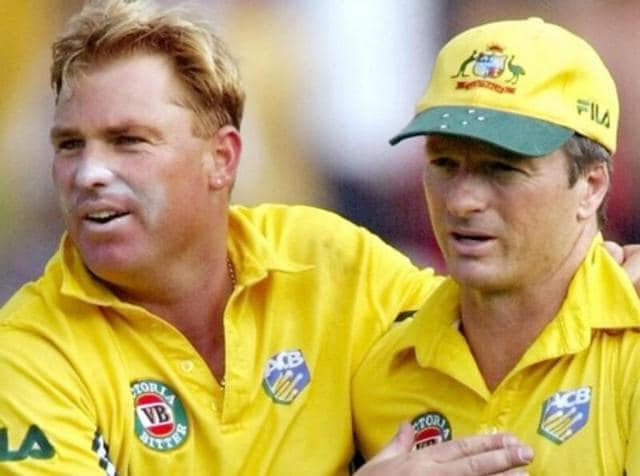 "Shane Warne has taken a dig at Steve Waugh, calling the iconic former Test captain ""the most selfish cricketer I've played with""."