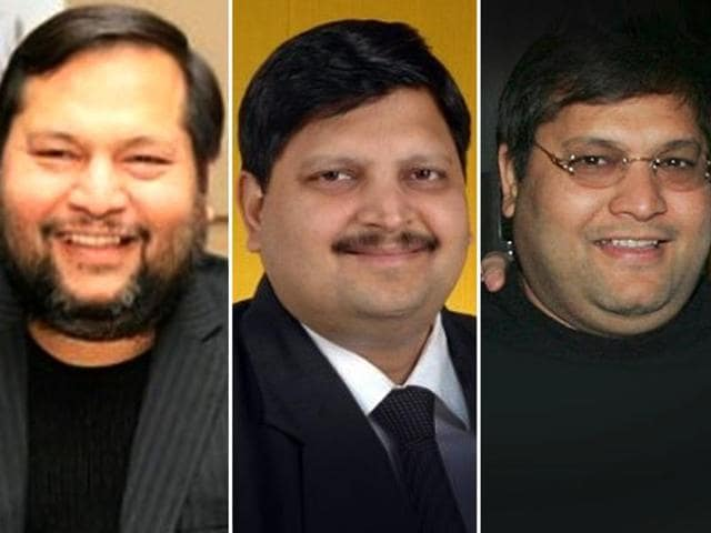India-born South African businessmen brothers, Atul, Rajesh and Ajay Rajesh Gupta. A major South African opposition party EFF has demanded their outster, alleging  President Jacob Zuma has been favouring  businesspeople such as the Guptas.