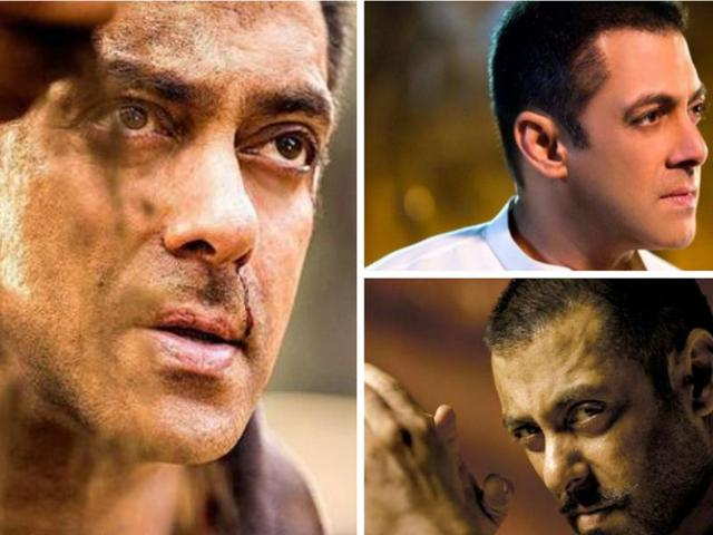 Salman Khan portrays a professional wrestler who is heartbroken after he fails to win his love, Anushka Sharma.