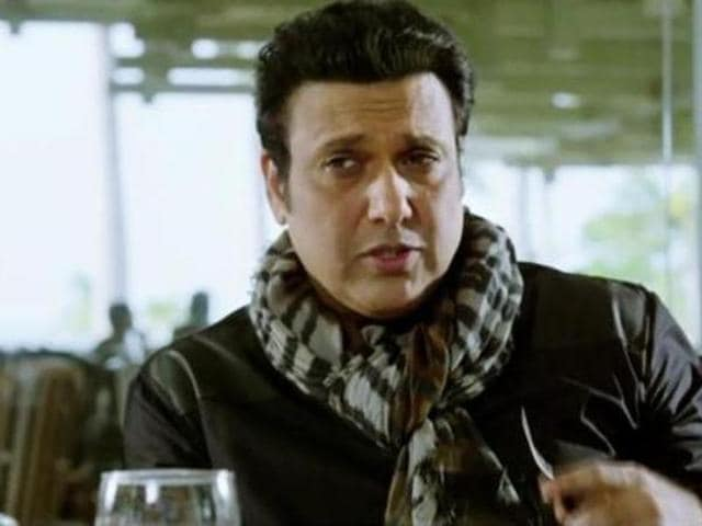 Last year, Govinda was seen in Kill Dil and Happy Ending. (YouTube)