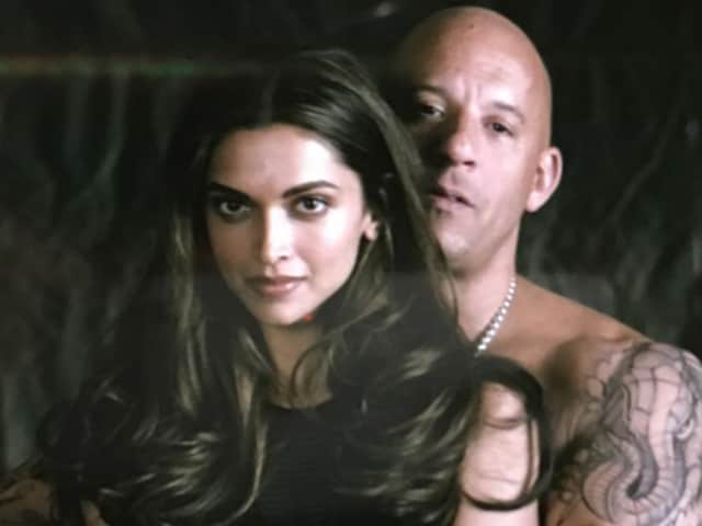 Deepika Padukone and Vin Diesel have posted a video off xXx sets and you will be spooked by the end of it.