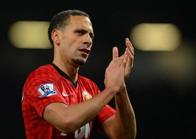 Rio Ferdinand,Man United,Van Gaal