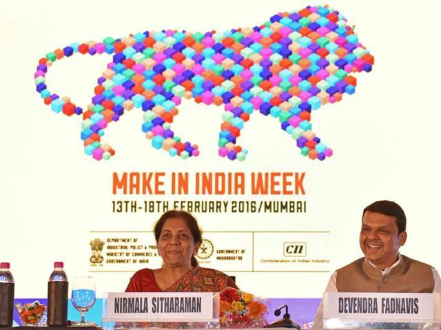 Make in India,Devendra Fadnavis,Make in India week
