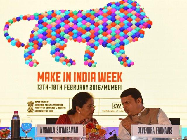 Make in India Week: Maharashtra targets Rs4-lakh-crore inflow