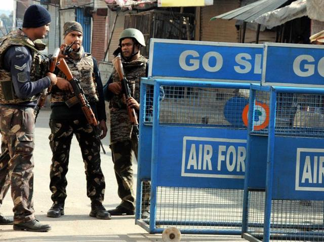 According to the Global Terrorism Index 2015, India is the sixth-most affected nation in the world by terrorism.(PTI)