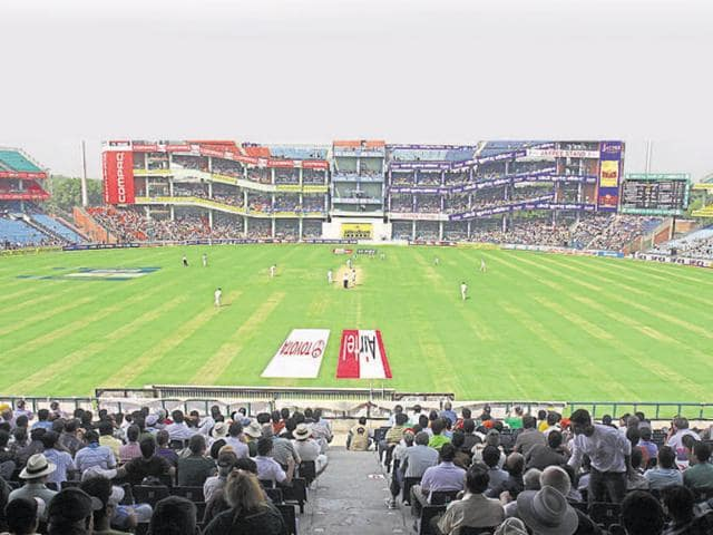 The Delhi and District Cricket Association (DDCA) breathed a sigh of relief after the South Delhi Municipal Corporation (SDMC) agreed to give them the occupancy certificate as well as No Objection Certificate to host the World T20 and IPL matches.