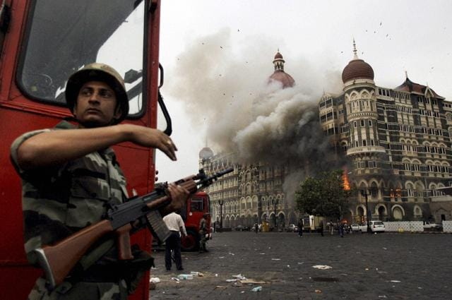 David Headley is being examined as an approver in the 26/11 terror attacks in Mumbai.
