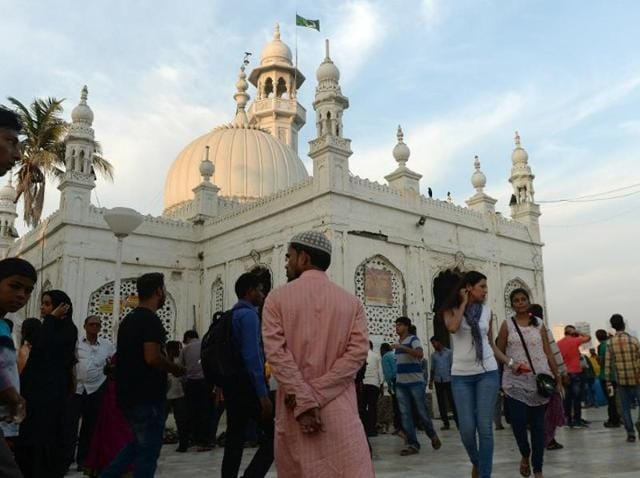 Maharashtra government,Haji Ali Dargah,Religion