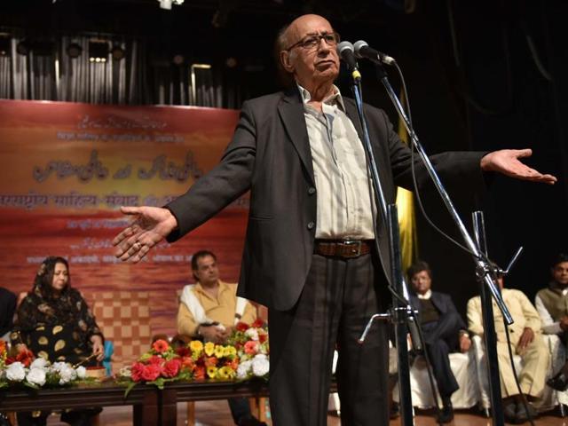 Khuda Hafiz Nida Fazli, say Bhopalis
