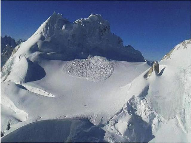 About 2,700 troops from either side have died in the last three decades on the glacier, with the majority of deaths attributed to exposure to extreme weather,