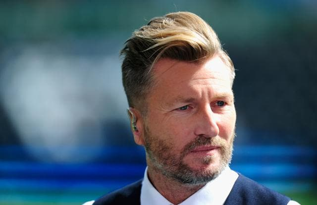 Former Leicester City footballer Robbie Savage has been very successful as pundit and an entertainer.