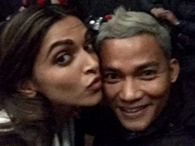 Deepika Padukone and Ong Bak star Tony Jaa have met up and like each other.