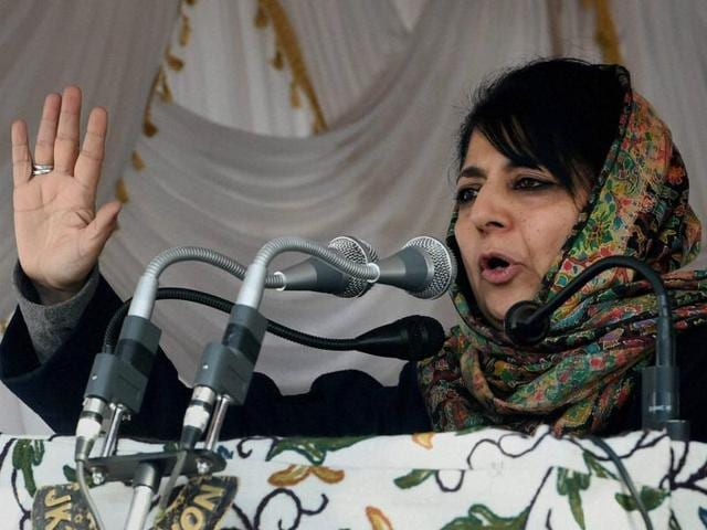 Following the death of Peoples Democratic Party founder Mufti Mohammad Sayeed in January, the BJP-PDPcoalition has been on tenterhooks. The Mufti's daughter, Mehbooba has taken over Sayeed's charge, and has presented the BJP with a set of conditions.